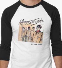 Marquis de Sade - Danzig Twist Men's Baseball ¾ T-Shirt
