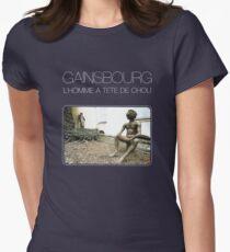 Serge Gainsbourg - L'Homme à tête de chou Women's Fitted T-Shirt