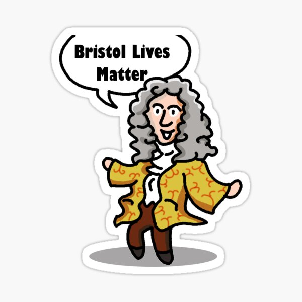 Edward Colston Sticker