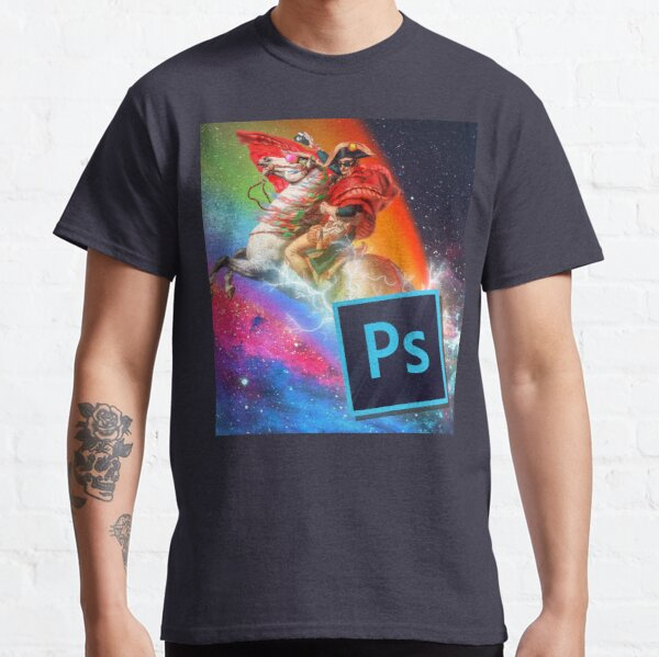 Photoshop is Awesome! Classic T-Shirt
