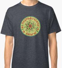 Neurodiversity Mandala  Classic T-Shirt