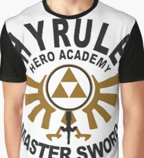 Hyrule academy Graphic T-Shirt