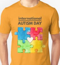 International Autism day Unisex T-Shirt