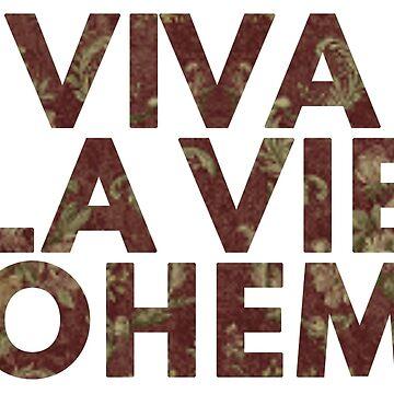 Viva La Vie Boheme de politedemon