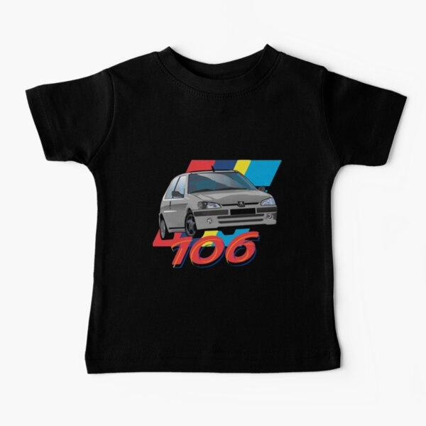 Peugeot 106 Peugeot 106 T-shirt bébé