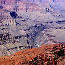 Grand Canyon.....Shadows of Sculptured time by Nancy Richard
