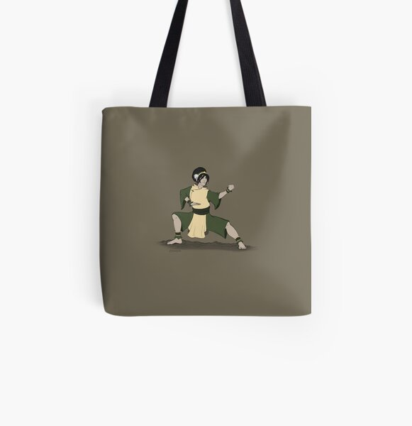 Toph All Over Print Tote Bag