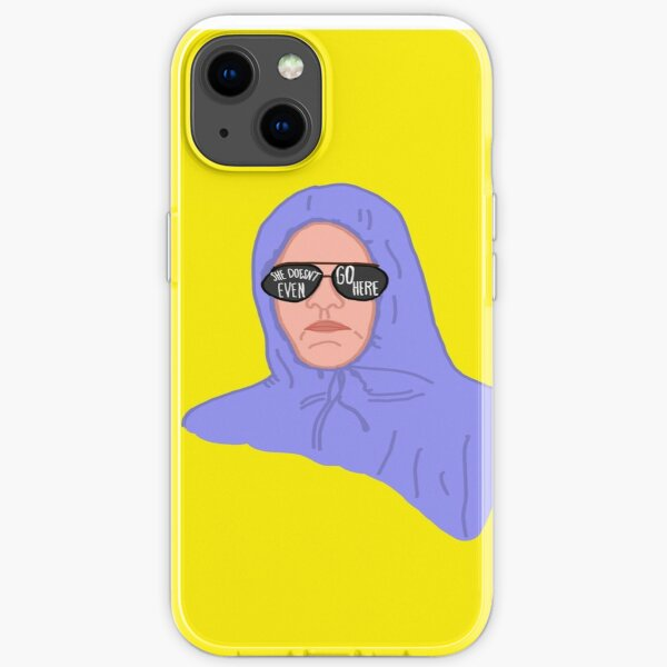 Mean Girls Damian iPhone Soft Case