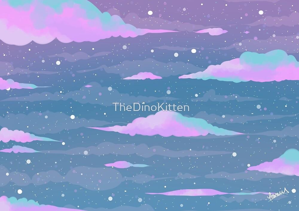 «Estrellas» de TheDinoKitten