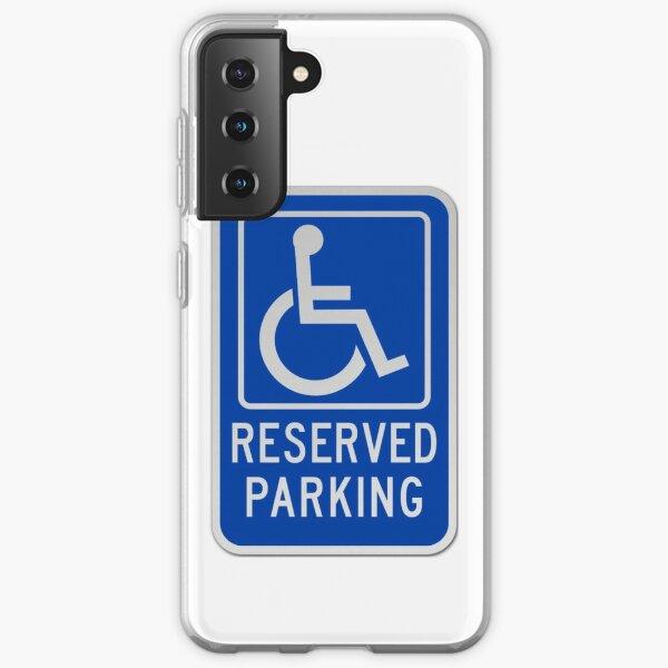 Reserved parking Samsung Galaxy Soft Case