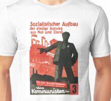 Socialist Construction Unisex T-Shirt