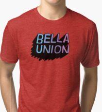 Record Label 7 Tri-blend T-Shirt