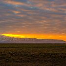Eyjafjallajökull Sunrise Iceland by Chris Thaxter