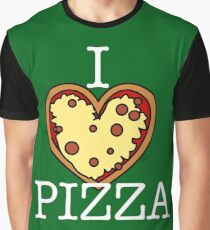 I love pizza! what more can say we all love pizza Graphic T-Shirt
