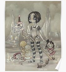 Misfit Toys Poster