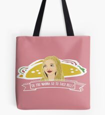 Mean Girls Taco Bell Tote Bag