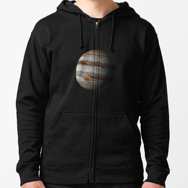 Jupiter Zipped Hoodie