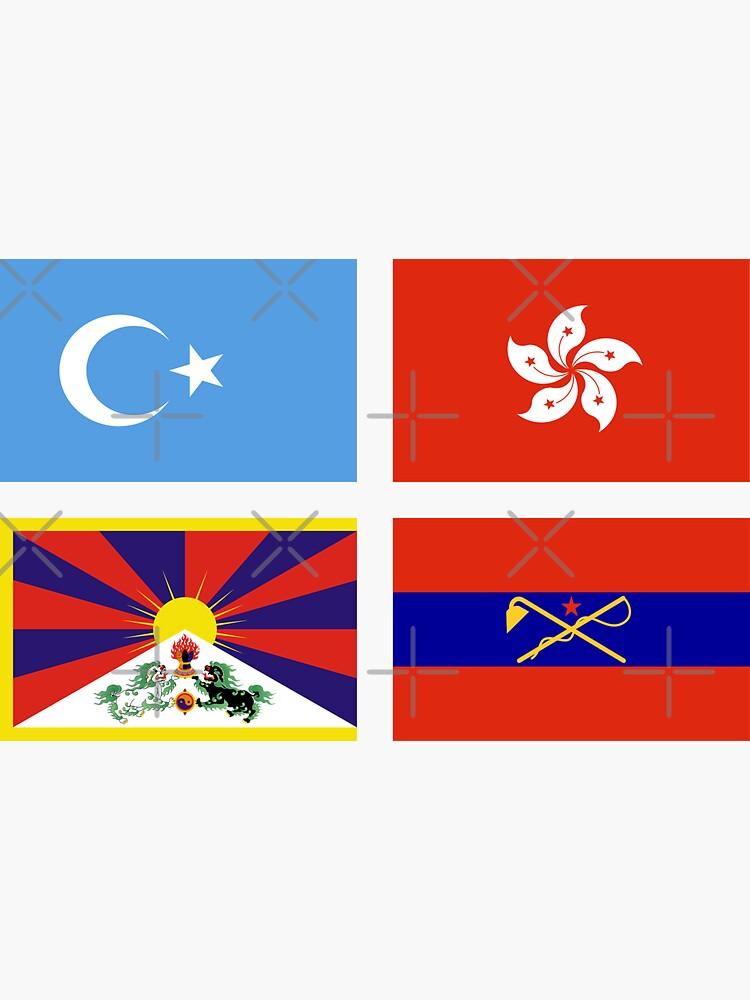 Repressed Quartet of the CCP by enigmaticone