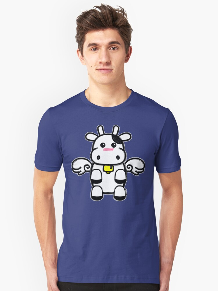 Holy Cow!! Unisex T-Shirt Front