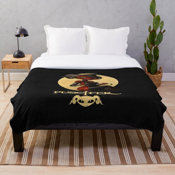Puscifer Album Tee Tour unisex shirt Throw Blanket