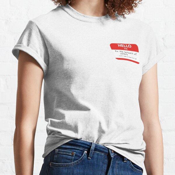 Negocios miserables Camiseta clásica
