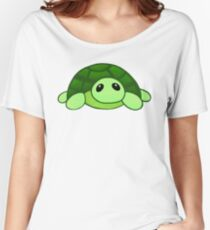 Kenny - the baby tortoise Women's Relaxed Fit T-Shirt