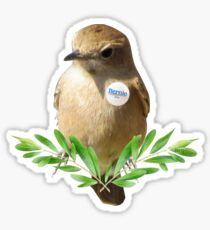 Bernie Bird Sticker