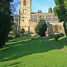 St Marys, Chipping Norton by RedHillDigital