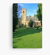 St Marys, Chipping Norton Canvas Print