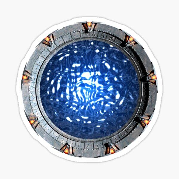 Original Stargate Sticker