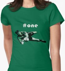 Packie Bonner #1 Womens Fitted T-Shirt