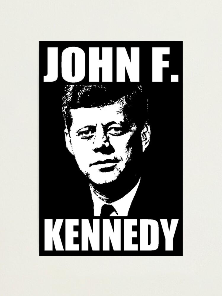 1960 Us Présidentiel Election Rétro Affiche Jfk John F Kennedy
