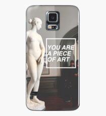 Funda/vinilo para Samsung Galaxy Estatua estética