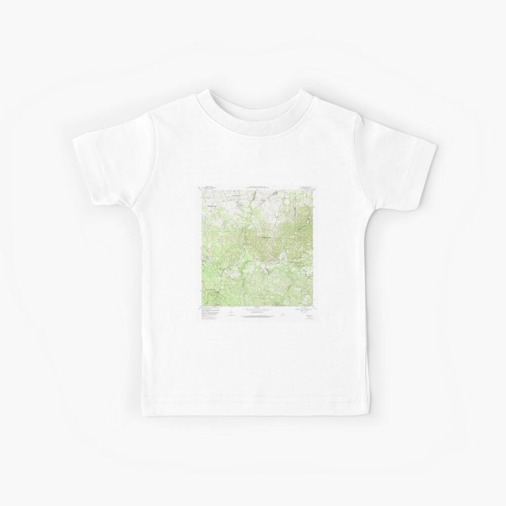USGS TOPO Map Puerto Rico PR Bayaney 362049 1970 20000 Camiseta para niños