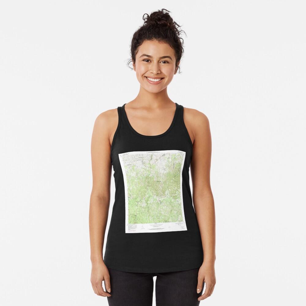 USGS TOPO Map Puerto Rico PR Bayaney 362049 1970 20000 Camiseta con espalda nadadora