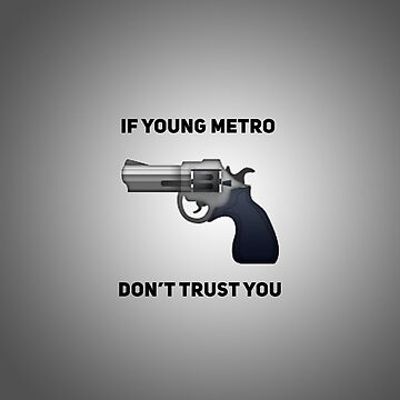 Young Metro by sergboy