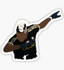 Paul Pogba Dabbing Sticker