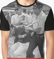 bernie sanders arrested 1963 Graphic T-Shirt