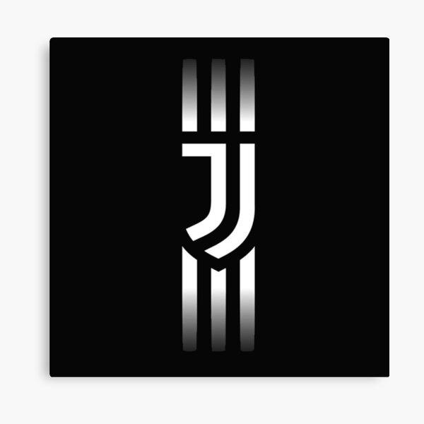Juventus logo Canvas Print