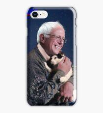 Cat and Bernie iPhone Case/Skin