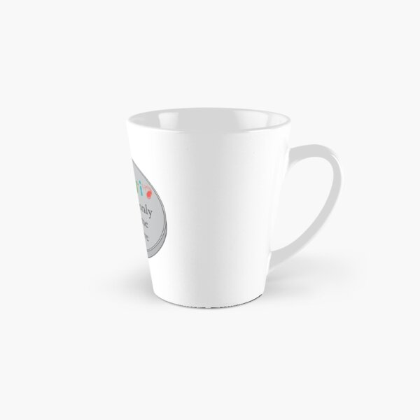 Bacteria - The only culture some people have Tall Mug