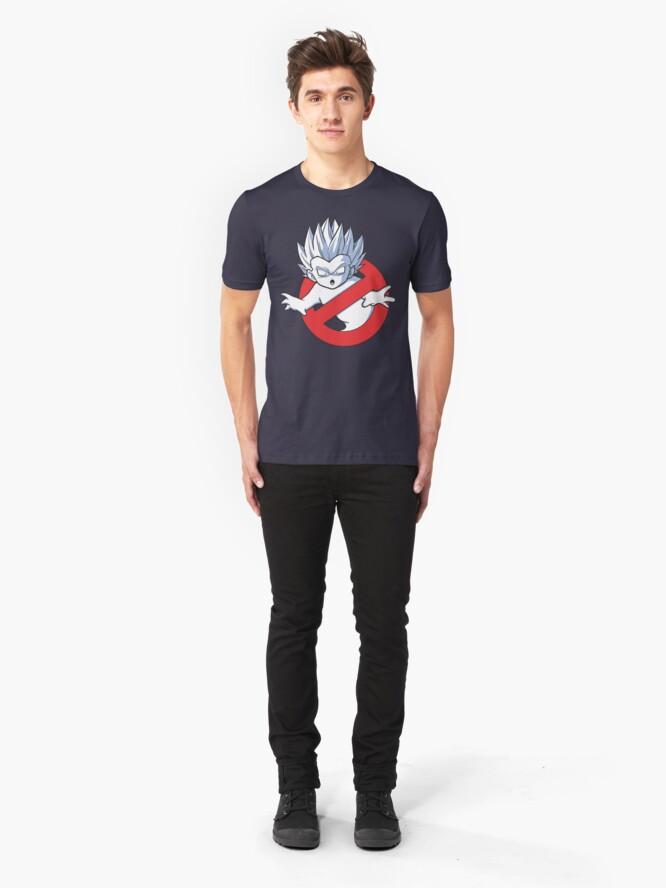 Alternate view of DRAGONBUSTER Slim Fit T-Shirt