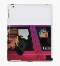 young metro iPad Case/Skin