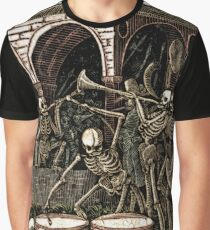 Dance Macabre - by Landron Artifacts Graphic T-Shirt