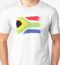South Africa flag cape town Unisex T-Shirt