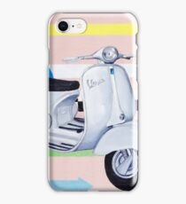 Scooter with Mod Target iPhone Case/Skin