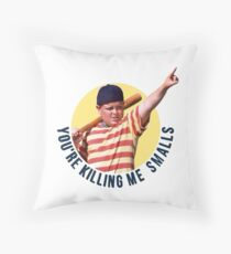 sandlot Throw Pillow
