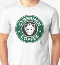 Cybermen Coffee T-Shirt