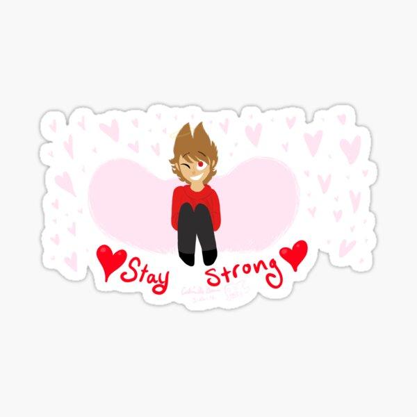 Angel Tord Sticker