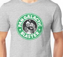 Pan Galactic (Gargle) Blaster - Coffee Unisex T-Shirt